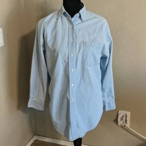 💸DKNY Jeans Chambray Shirt